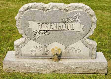 ECKENRODE, JAMES H - Richland County, Ohio | JAMES H ECKENRODE - Ohio Gravestone Photos