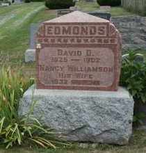 WILLIAMSON EDMONDS, NANCY - Richland County, Ohio | NANCY WILLIAMSON EDMONDS - Ohio Gravestone Photos