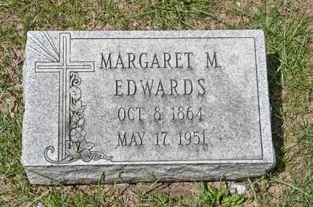 EDWARDS, MARGARET M - Richland County, Ohio | MARGARET M EDWARDS - Ohio Gravestone Photos