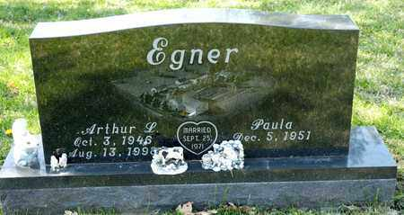 EGNER, ARTHUR L - Richland County, Ohio | ARTHUR L EGNER - Ohio Gravestone Photos