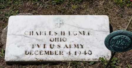 EGNER, CHARLES H - Richland County, Ohio | CHARLES H EGNER - Ohio Gravestone Photos