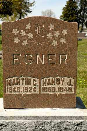 EGNER, NANCY J - Richland County, Ohio | NANCY J EGNER - Ohio Gravestone Photos