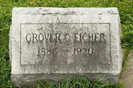 EICHER, GROVER C - Richland County, Ohio | GROVER C EICHER - Ohio Gravestone Photos
