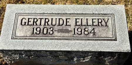 ELLERY, GERTRUDE - Richland County, Ohio | GERTRUDE ELLERY - Ohio Gravestone Photos