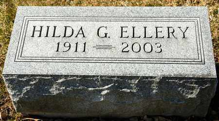 ELLERY, HILDA G - Richland County, Ohio | HILDA G ELLERY - Ohio Gravestone Photos