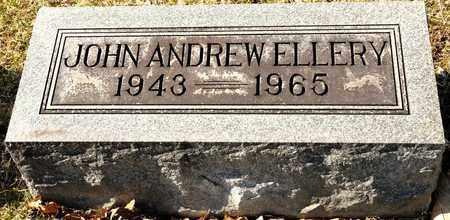 ELLERY, JOHN ANDREW - Richland County, Ohio | JOHN ANDREW ELLERY - Ohio Gravestone Photos