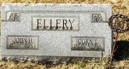 ELLERY, CORA L - Richland County, Ohio | CORA L ELLERY - Ohio Gravestone Photos