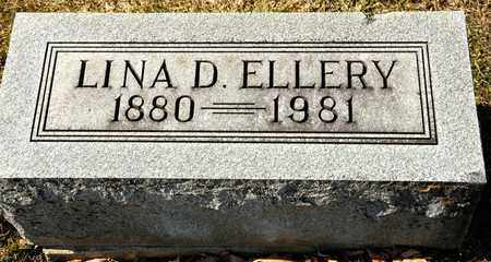 ELLERY, LINA D - Richland County, Ohio | LINA D ELLERY - Ohio Gravestone Photos