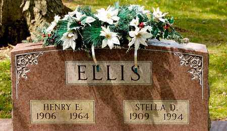 ELLIS, STELLA D - Richland County, Ohio | STELLA D ELLIS - Ohio Gravestone Photos