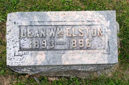 ELSTON, DEAN WILLIAM - Richland County, Ohio | DEAN WILLIAM ELSTON - Ohio Gravestone Photos