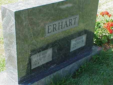 PORTER ERHART, DORIS M. - Richland County, Ohio | DORIS M. PORTER ERHART - Ohio Gravestone Photos