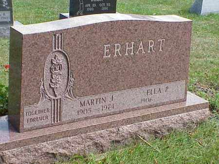 ERHART, MARTIN J. - Richland County, Ohio | MARTIN J. ERHART - Ohio Gravestone Photos