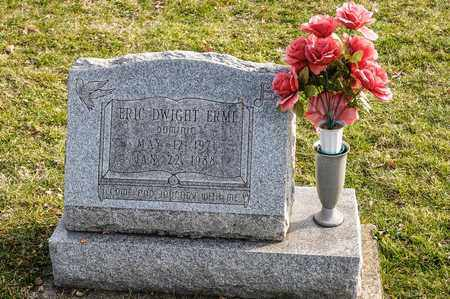 ERMI, ERIC DWIGHT - Richland County, Ohio | ERIC DWIGHT ERMI - Ohio Gravestone Photos