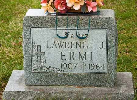 ERMI, LAWRENCE J - Richland County, Ohio | LAWRENCE J ERMI - Ohio Gravestone Photos