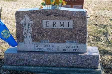 ERMI, MARGARET M - Richland County, Ohio | MARGARET M ERMI - Ohio Gravestone Photos