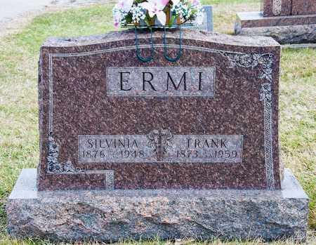 ERMI, SILVINIA - Richland County, Ohio | SILVINIA ERMI - Ohio Gravestone Photos