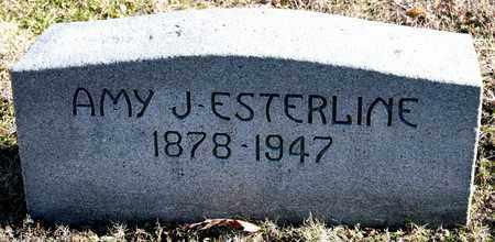 ESTERLINE, AMY J - Richland County, Ohio | AMY J ESTERLINE - Ohio Gravestone Photos