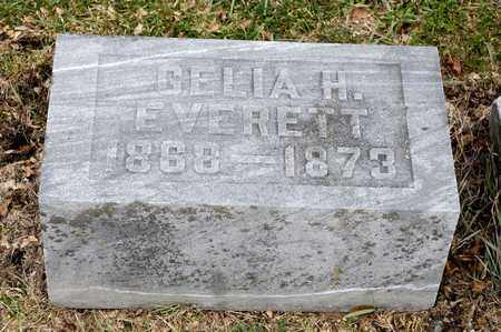 EVERETT, GELIA H - Richland County, Ohio | GELIA H EVERETT - Ohio Gravestone Photos
