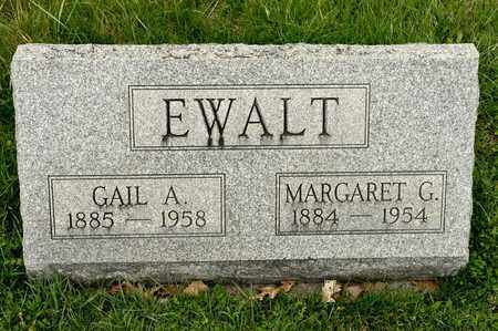 EWALT, MARGARET G - Richland County, Ohio | MARGARET G EWALT - Ohio Gravestone Photos