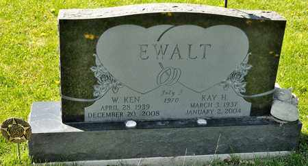EWALT, KAY H - Richland County, Ohio | KAY H EWALT - Ohio Gravestone Photos