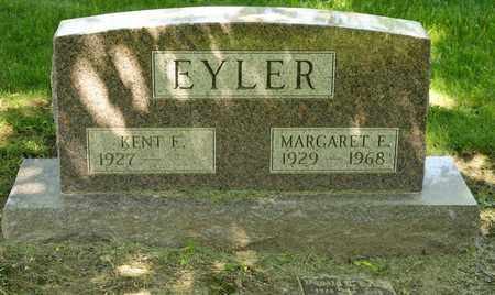 EYLER, MARGARET E - Richland County, Ohio | MARGARET E EYLER - Ohio Gravestone Photos