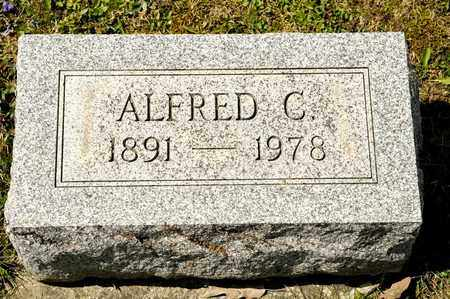 FACKLER, ALFRED C - Richland County, Ohio | ALFRED C FACKLER - Ohio Gravestone Photos