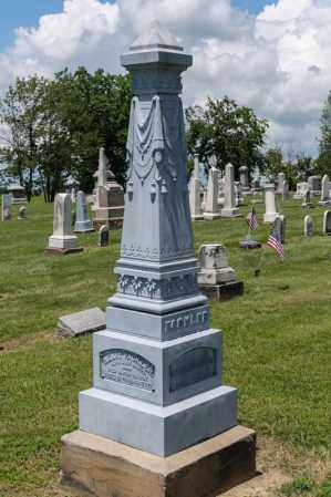 FACKLER, HENRY - Richland County, Ohio | HENRY FACKLER - Ohio Gravestone Photos