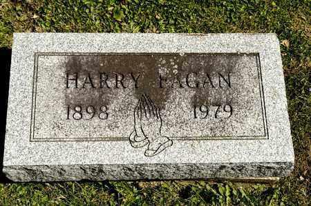 FAGAN, HARRY - Richland County, Ohio | HARRY FAGAN - Ohio Gravestone Photos