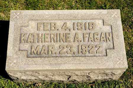 FAGAN, KATHERINE A - Richland County, Ohio | KATHERINE A FAGAN - Ohio Gravestone Photos