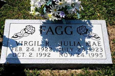 FAGG, VIRGIL R - Richland County, Ohio | VIRGIL R FAGG - Ohio Gravestone Photos