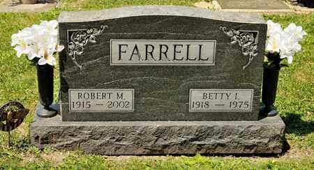 FARRELL, ROBERT M - Richland County, Ohio | ROBERT M FARRELL - Ohio Gravestone Photos