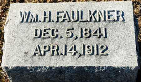 FAULKNER, WILLIAM H - Richland County, Ohio | WILLIAM H FAULKNER - Ohio Gravestone Photos
