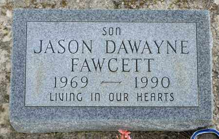 FAWCETT, JASON DAWAYNE - Richland County, Ohio | JASON DAWAYNE FAWCETT - Ohio Gravestone Photos