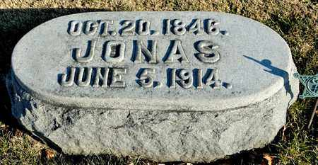 FEIGHNER, JONAS - Richland County, Ohio | JONAS FEIGHNER - Ohio Gravestone Photos