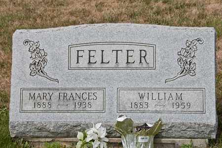 FELTER, WILLIAM - Richland County, Ohio | WILLIAM FELTER - Ohio Gravestone Photos