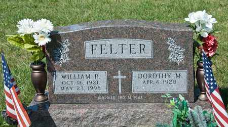 FELTER, WILLIAM R - Richland County, Ohio | WILLIAM R FELTER - Ohio Gravestone Photos
