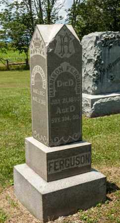 FERGUSON, HARRISON - Richland County, Ohio | HARRISON FERGUSON - Ohio Gravestone Photos