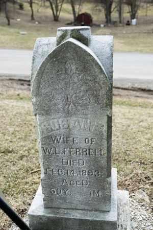 FERRELL, SUSAN - Richland County, Ohio   SUSAN FERRELL - Ohio Gravestone Photos
