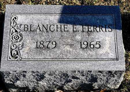 FERRIS, BLANCHE E - Richland County, Ohio | BLANCHE E FERRIS - Ohio Gravestone Photos