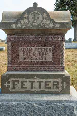 FETTER, ADAM - Richland County, Ohio | ADAM FETTER - Ohio Gravestone Photos