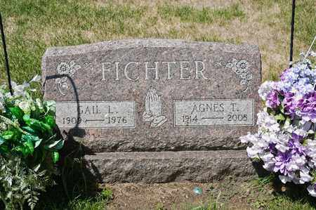 FICHTER, AGNES T - Richland County, Ohio | AGNES T FICHTER - Ohio Gravestone Photos