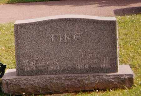 WALLACE FIKE, HELEN MAE - Richland County, Ohio | HELEN MAE WALLACE FIKE - Ohio Gravestone Photos