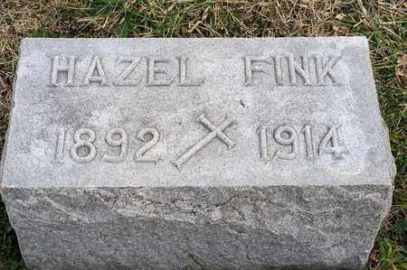 FINK, HAZEL - Richland County, Ohio | HAZEL FINK - Ohio Gravestone Photos