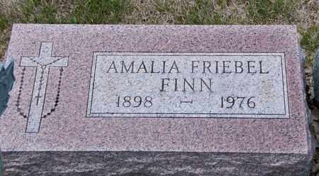 FINN, AMALIA - Richland County, Ohio | AMALIA FINN - Ohio Gravestone Photos
