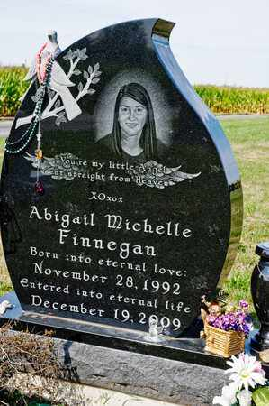 FINNEGAN, ABIGAIL MICHELLE - Richland County, Ohio | ABIGAIL MICHELLE FINNEGAN - Ohio Gravestone Photos
