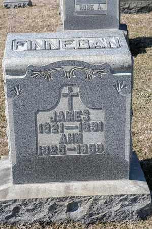 FINNEGAN, JAMES - Richland County, Ohio | JAMES FINNEGAN - Ohio Gravestone Photos
