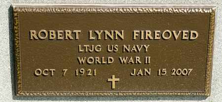 FIREOVED, ROBERT LYNN - Richland County, Ohio | ROBERT LYNN FIREOVED - Ohio Gravestone Photos