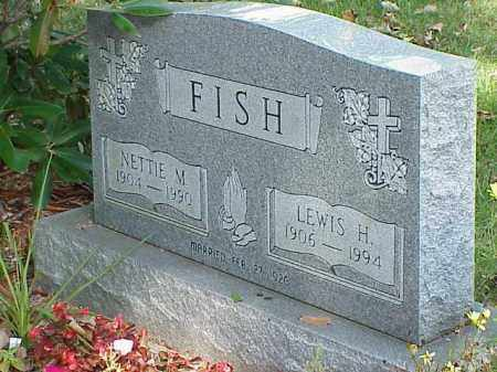 FISH, NETTIE M. - Richland County, Ohio | NETTIE M. FISH - Ohio Gravestone Photos