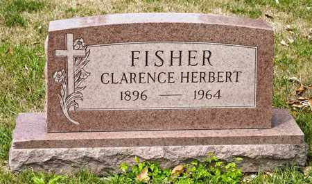 FISHER, CLARENCE HERBERT - Richland County, Ohio | CLARENCE HERBERT FISHER - Ohio Gravestone Photos