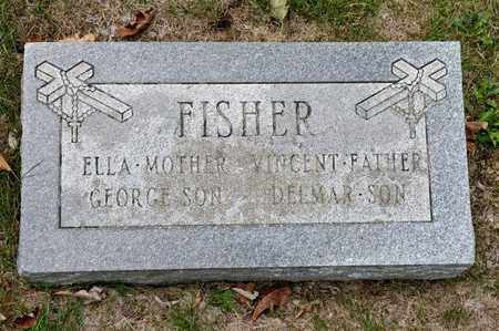 FISHER, GEORGE - Richland County, Ohio | GEORGE FISHER - Ohio Gravestone Photos